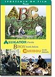 ABC Safari (Alligator, Bison & Caribou) [VHS]