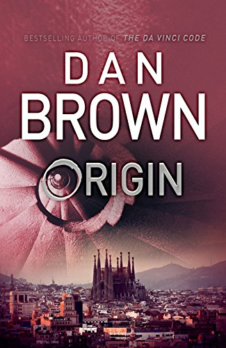 Origin: (Robert Langdon Book 5) by [Brown, Dan]