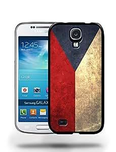 Czech Republic National Vintage Flag Phone Case Cover Designs for Samsung Galaxy S4 wangjiang maoyi