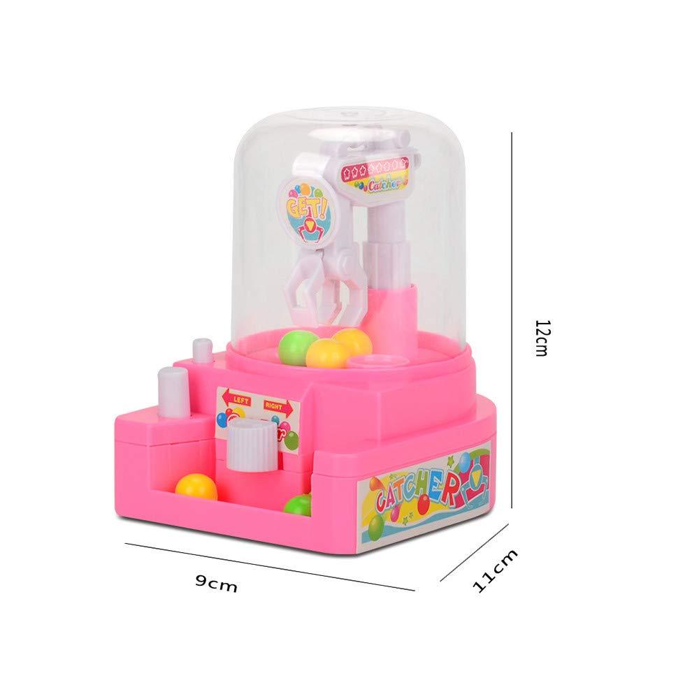 Amazon.com: Wenini Toy Claw Machine for Kids Mini Doll ...