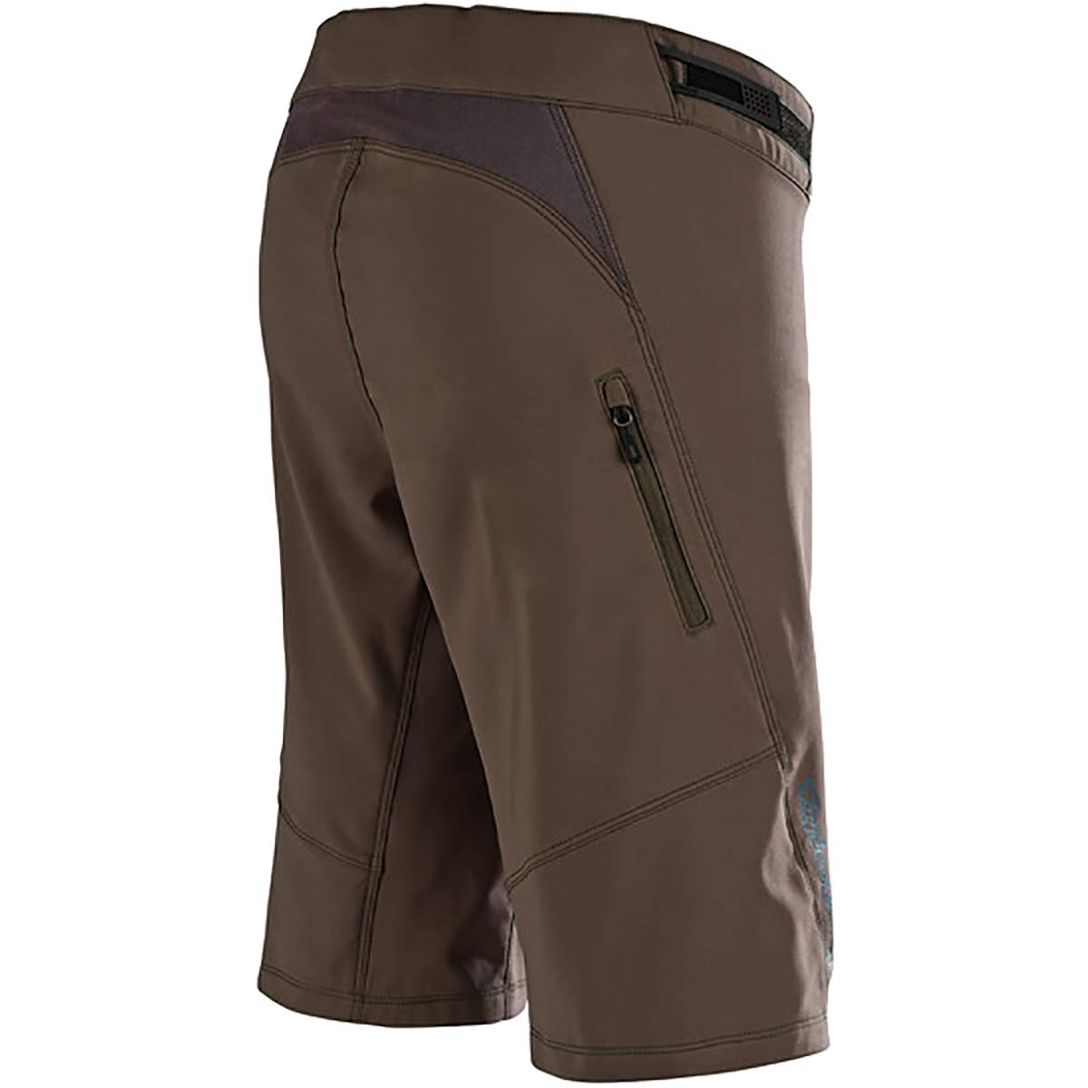 Troy Lee Designs Skyline Short - Women's Solid Moka/Corsair, S by Troy Lee Designs (Image #2)