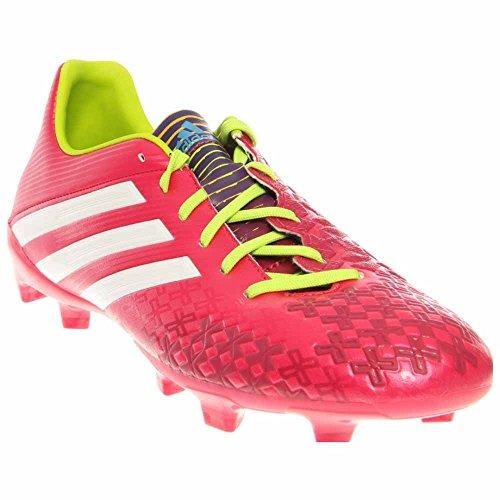Adidas Predator Absolado LZ TRX FG Soccer Cleats Shoes - Vivid Berry (Mens) - 8 - Absolado Trx Fg Soccer Shoe