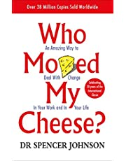 Who Moved My Cheese by Spencer Johnson - Paperback