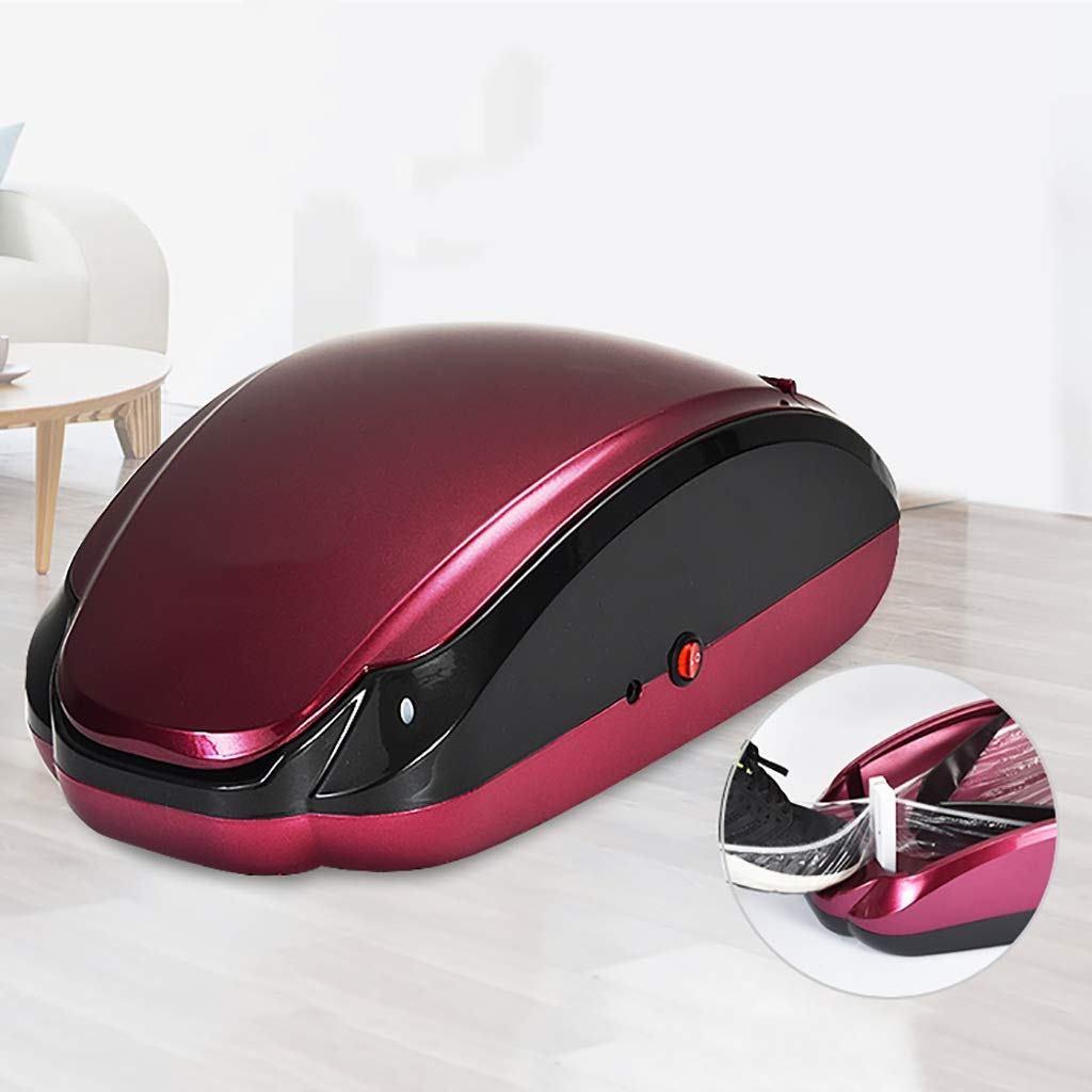 LDY Automatic Shoe Cover Machine, Disposable Indoor Home ABS Plastic , to Send 200 Non-Woven Shoe Covers by LDY (Image #1)