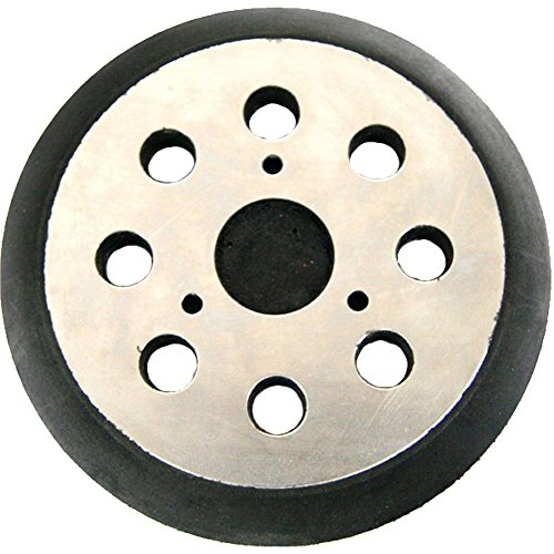 Tuuliv 5-Inch 8 Hole Sander Hook and Loop Replacement Backup Pad for Electric Sanders (Replaces DeWalt 151281-08, DW4388 (Fits DW421K, DW423K, DW421, DW423))