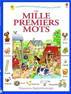 """Afficher """"Les mille premiers mots"""""""