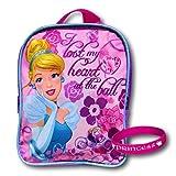 Disney Princess Cinderella Mini Toddler Preschool Backpack 11