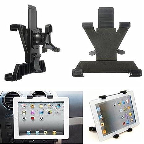 ELEGIANT Coche Soporte Rejilla de ventilación Pr iPad 2 3 4 Air Tablet Samsung GPS 7