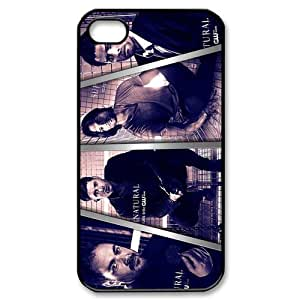 Custom Supernatural Phone Case Cover Protection for iphone 4 4s TPU