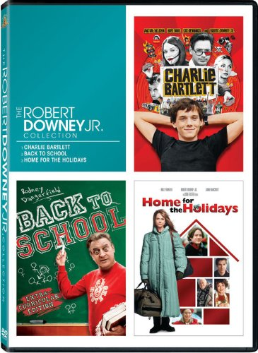 The Robert Downey Jr. Collection: (Charlie Bartlett / Back to School / Home for the Holidays)