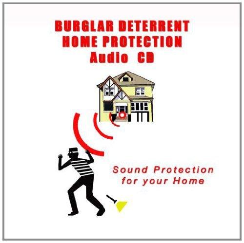 Price comparison product image Burglar Deterrent - Home Protection Audio CD by Burglar Deterrent - Home Protection Audio