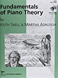 img - for GP663 - Fundamentals of Piano Theory - Level 3 book / textbook / text book