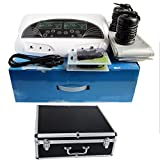 iMeshbean® 2017 Latest Professional Dual Detox Machine Cell Ion Ionic Foot Bath SPA CHI FIR Belt with 2 Arrays Model # 004 USA