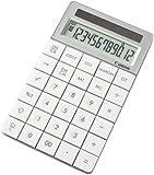 Canon X Mark I Keypad Calculator with Bluetooth, White