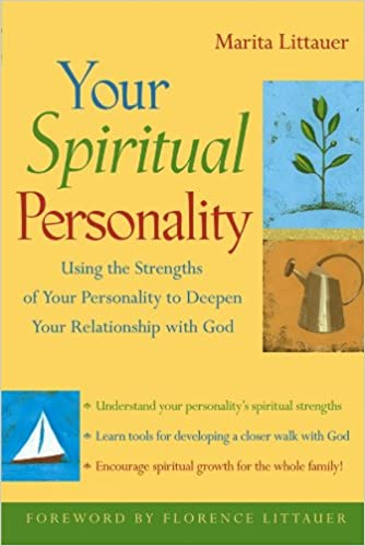 Your Spiritual Personality Marita Littauer 9780787973087 Amazon