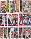 Philadelphia Phillies / 1000 Phillies Baseball Cards - All Different with 2018 Topps