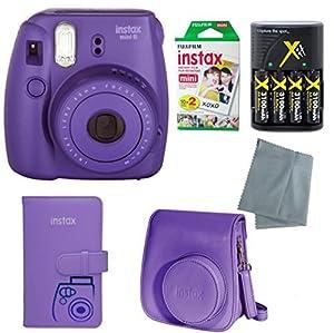 Fujifilm Instax Mini 8 Instant Film Camera 6 Pack Bundle Parent
