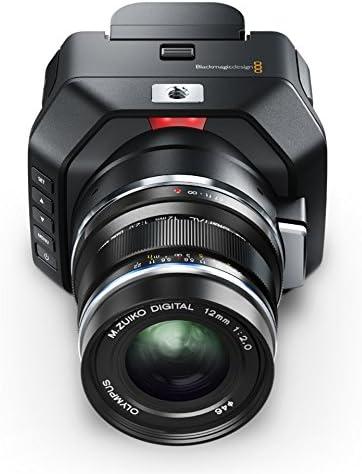 Amazon Com Blackmagic Design Ursa Mini 4 6k Digital Cinema Camera Pl Mount Camera Photo