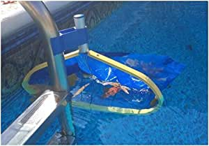 Leaf Bone Leaf Net Skimmer Clip Pool Net