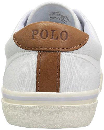 Ralph Polo White Sneaker Men Lauren Thorton 77xZrq