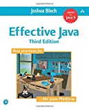 img - for Effective Java (3rd Edition) book / textbook / text book