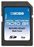 1GB Boss Roland SD Memory Card for Micro