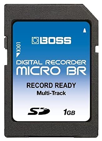 Amazon.com: 1 GB Boss Roland tarjeta de memoria SD para ...