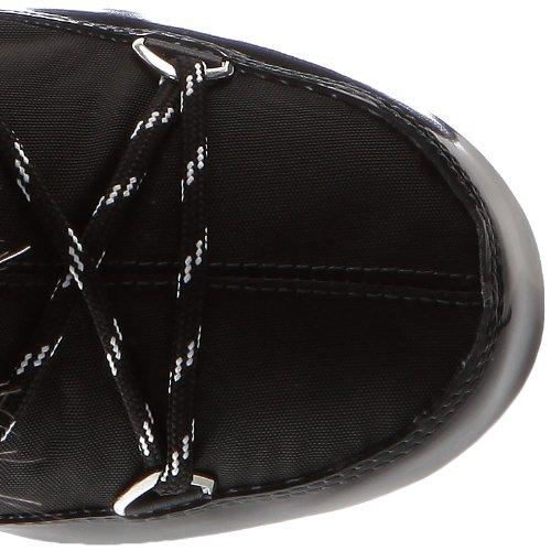 e Mujer Monaco Negro W Moon para Botas Boot PZ4n6