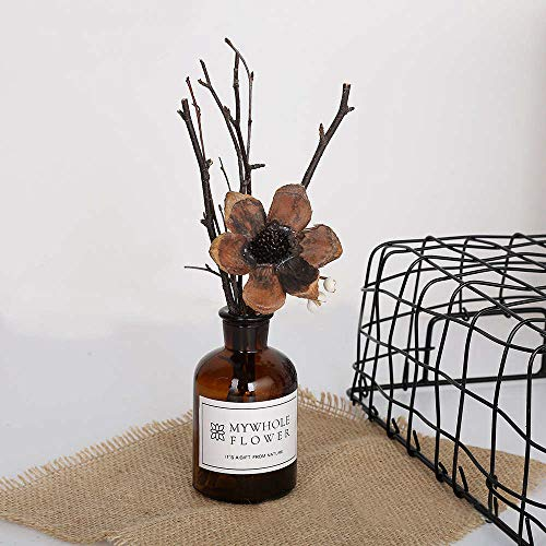 - Artificial Dried Flowers - Natural Dried Flower Baby 39 S Breath Party Wedding Garden Ation Valentine Day Gift With Vase - Artificial Dried Flowers Artificial Dried Flowers Decor Orchid Mod