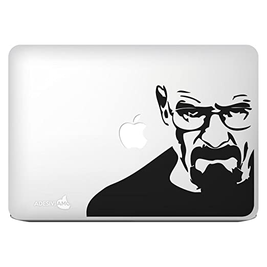 17 opinioni per Adesivo Heisenberg Breaking Bad decal