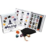 12 Healing Gemstones Gift Set by GeoCentral
