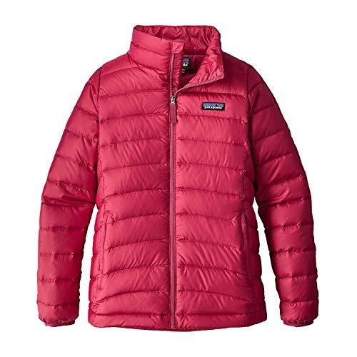 Patagonia Girls' Down Sweater Jacket (XL, Craft ()