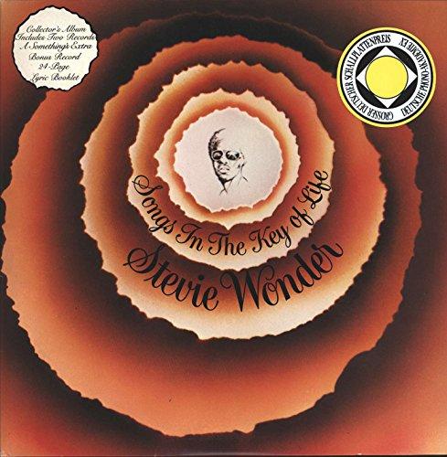 Songs in the key of life (1976) / Vinyl record - Wonder Stevie Records Vinyl