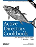 Active Directory Cookbook for Windows Server 2003 and Windows 2000, Allen, Robbie, 0596004648