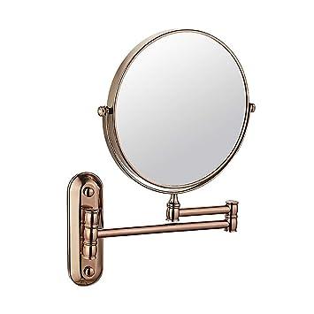 HHAOH Wandspiegel für Badezimmer - Kosmetikspiegel 3X Vergrößerung ...