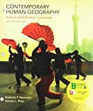 img - for Loose-leaf Version for Contemporary Human Geography: Culture, Globalization, Landscape book / textbook / text book