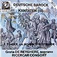 Deutsche Barock Kantaten [Import anglais]
