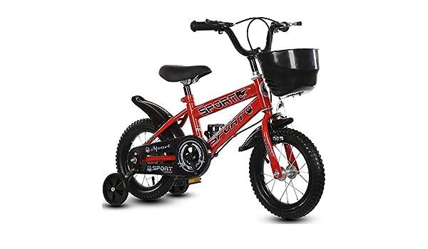 FJ-MC Bicicleta para niños, Estructura de Acero de Alto Carbono ...