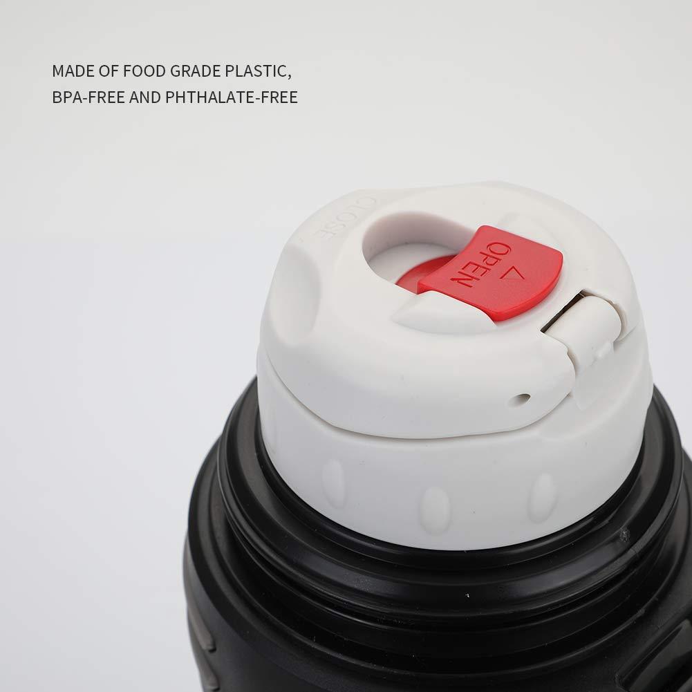 Amazon.com: MEKKOU Stainless Steel Vacuum Insulated Thermos ...