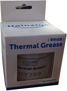 """HY-700-50g Thermal Paste,CPU Paste;Heatsink Past;Thermal Compound; Conductivity: >3.14W/m-k Carbon Based High Performance, Heatsink Paste, Thermal Compound CPU for All Coolers – 50 Grams"""" /></a></div> <div class="""