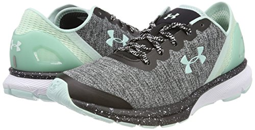 Para Zapatillas Armour Running Escape De W Mujer Under black Charged Ua Negro gUAnxx8