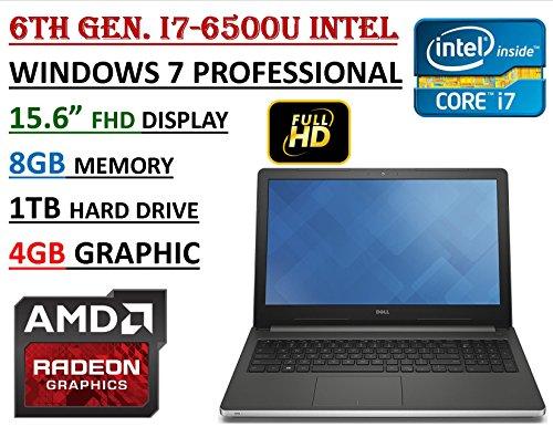 Dell Inspiron Flagship i7 6500U Keyboard
