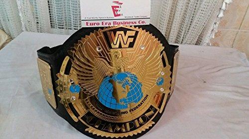 New Replica WWF Attitude Big Eagle Championship Wrestling Adult Belt by Euro Era Replica
