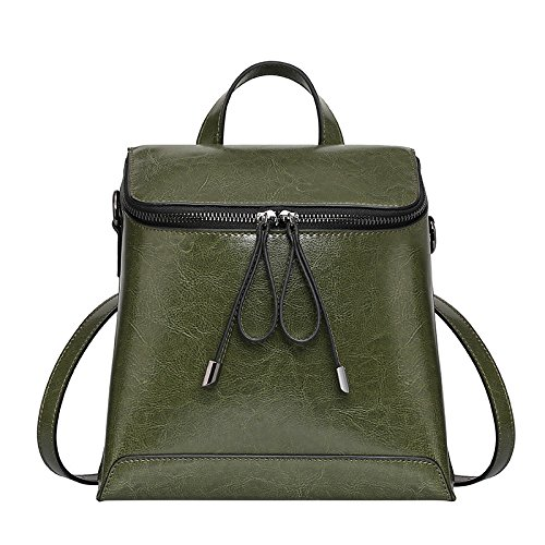 Sac green Sac Wax Lady À GUANGMING77 Dos Sac d8ZdqA