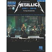 Drum Play-Along Volume 48: Metallica 1991-2016 (Book/Online Audio)