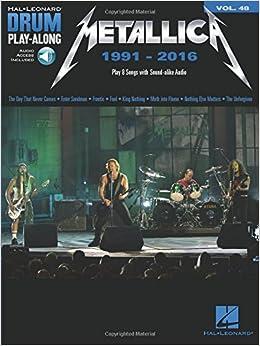 Descargar Para Utorrent Metallica: 1991-2016: Drum Play-along Volume 48 [with Access Code] Epub Torrent