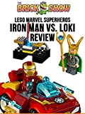 Review: LEGO Marvel Iron Man vs Loki Review