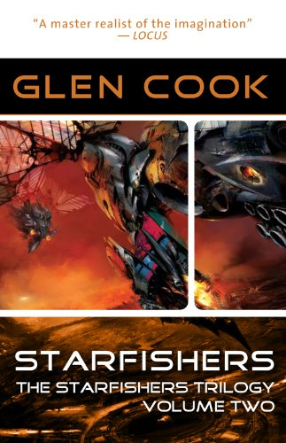 Starfishers Trilogy Two Glen Cook