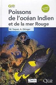 Poissons de l'océan Indien et de la mer Rouge par Marc Taquet