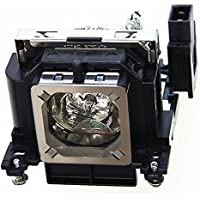PLC-XU355A Sanyo Projector Lamp Replacement. Projector Lamp Assembly with Genuine Original Philips UHP Bulb Inside.